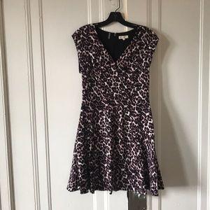 Rebecca Taylor Muted Purple Dress